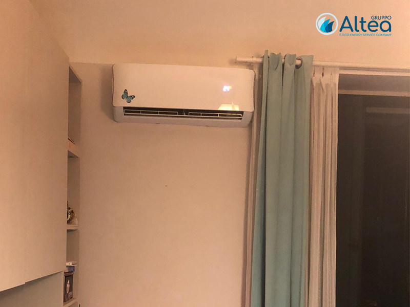 climatizzatore unical