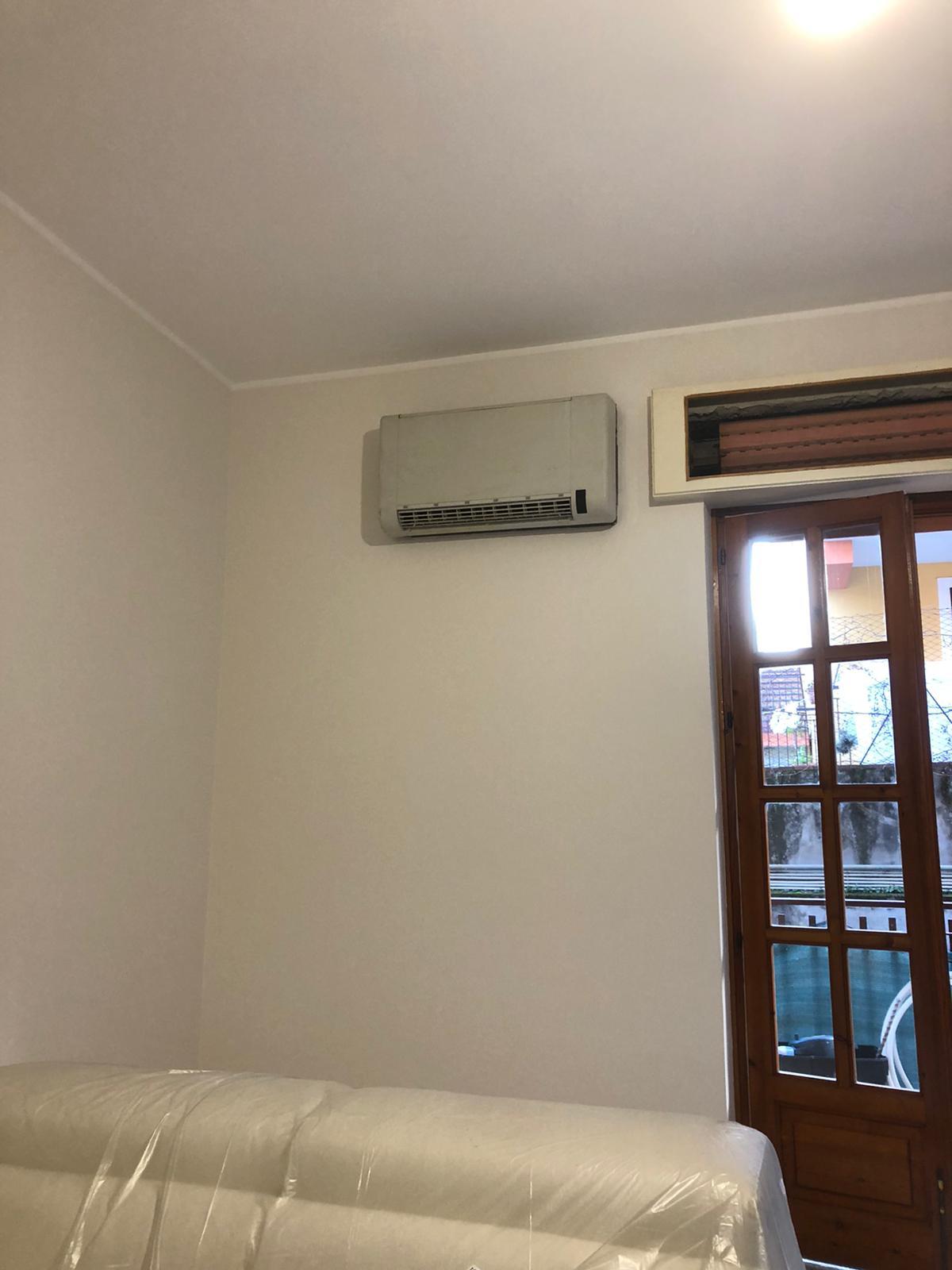 unità interna vecchio climatizzatore