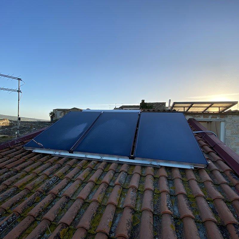 Mangione Solare Termico