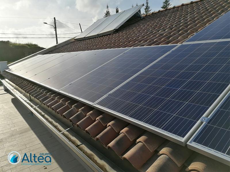 Fotovoltaico + Solare Termico