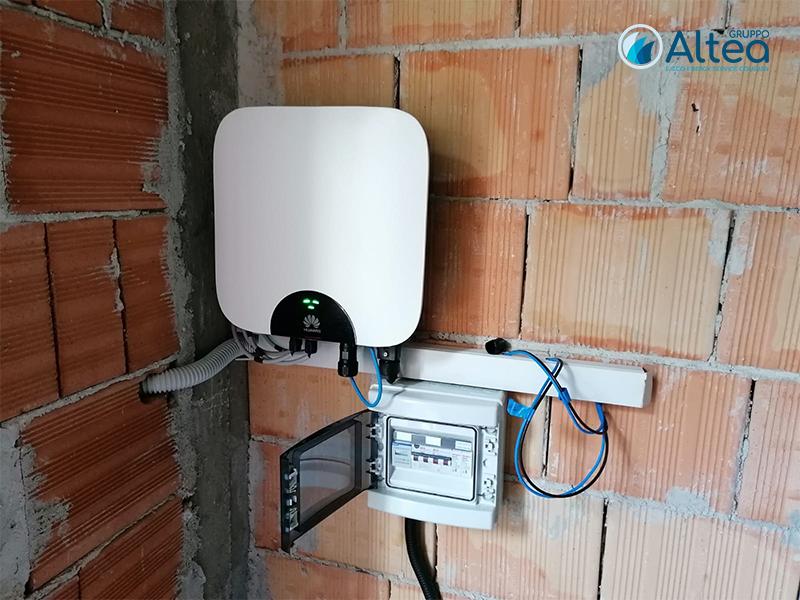 inverter Huawei per impianto fotovoltaico