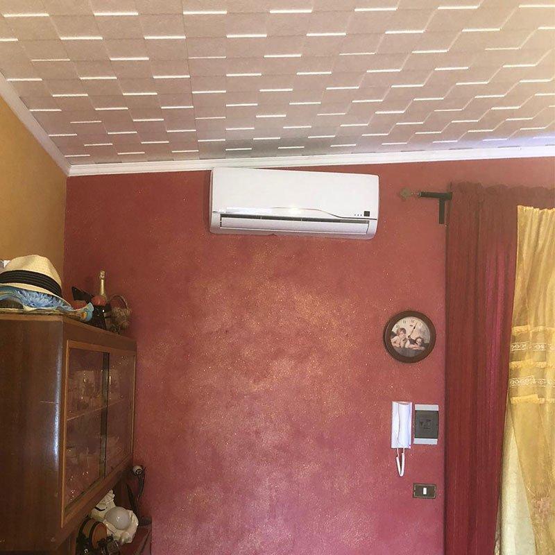 Riello sign Palermo installazione climatizzatore 9000 BTU
