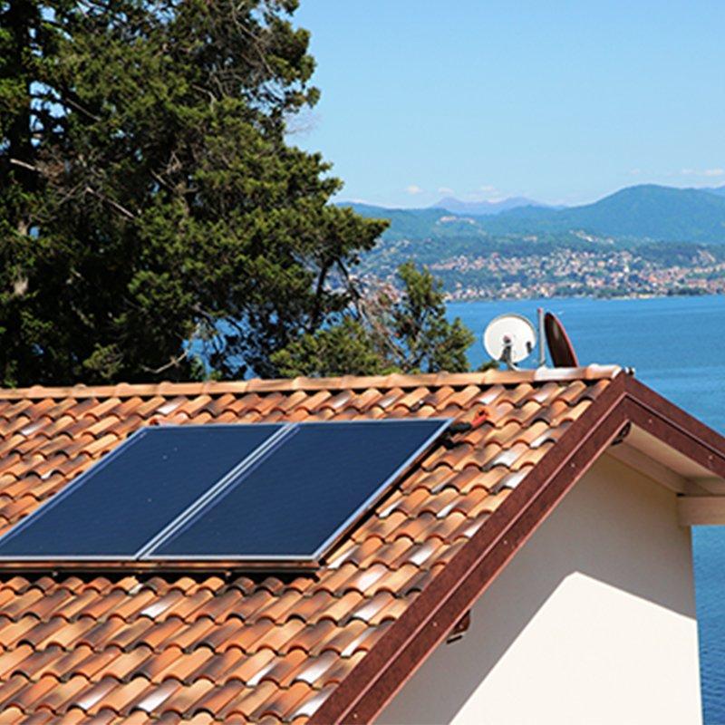 Solare Termico a circolazione forzata e naturale