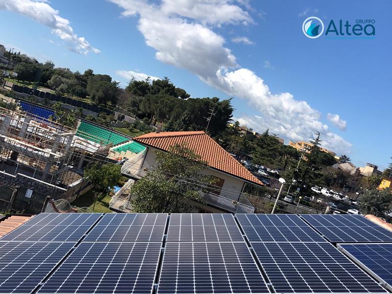 installazione completa fotovoltaico