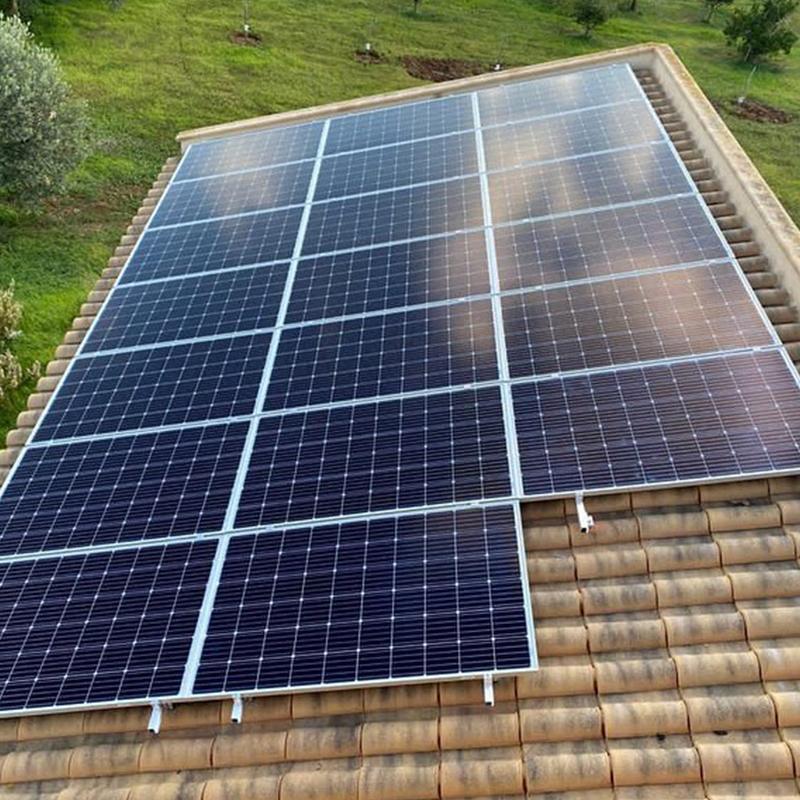 impianto fotovoltaico con super bonus del 110% - Zichittella
