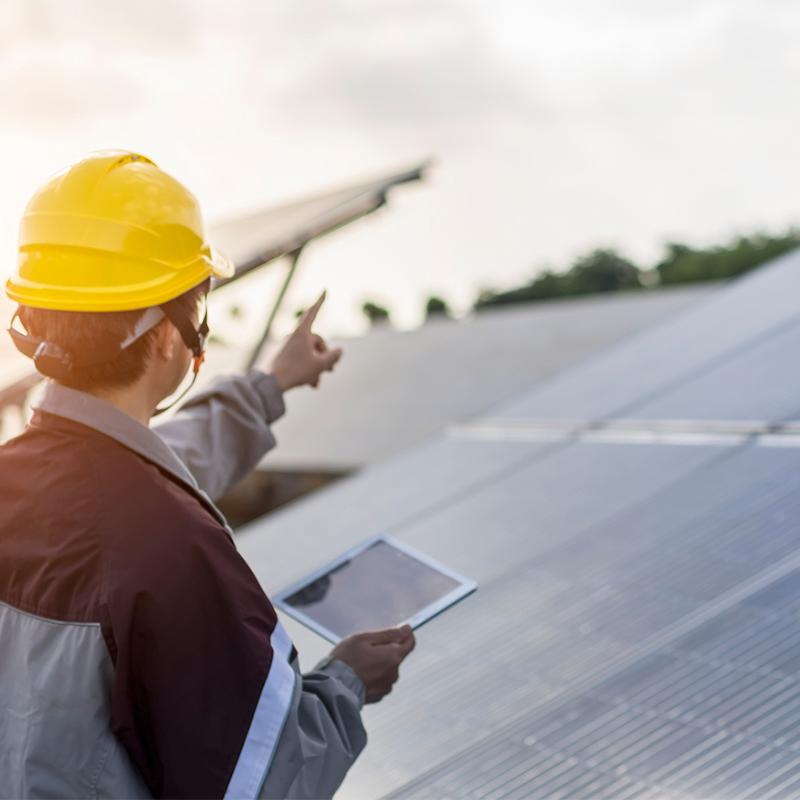 Tecnico in energia rinnovabile