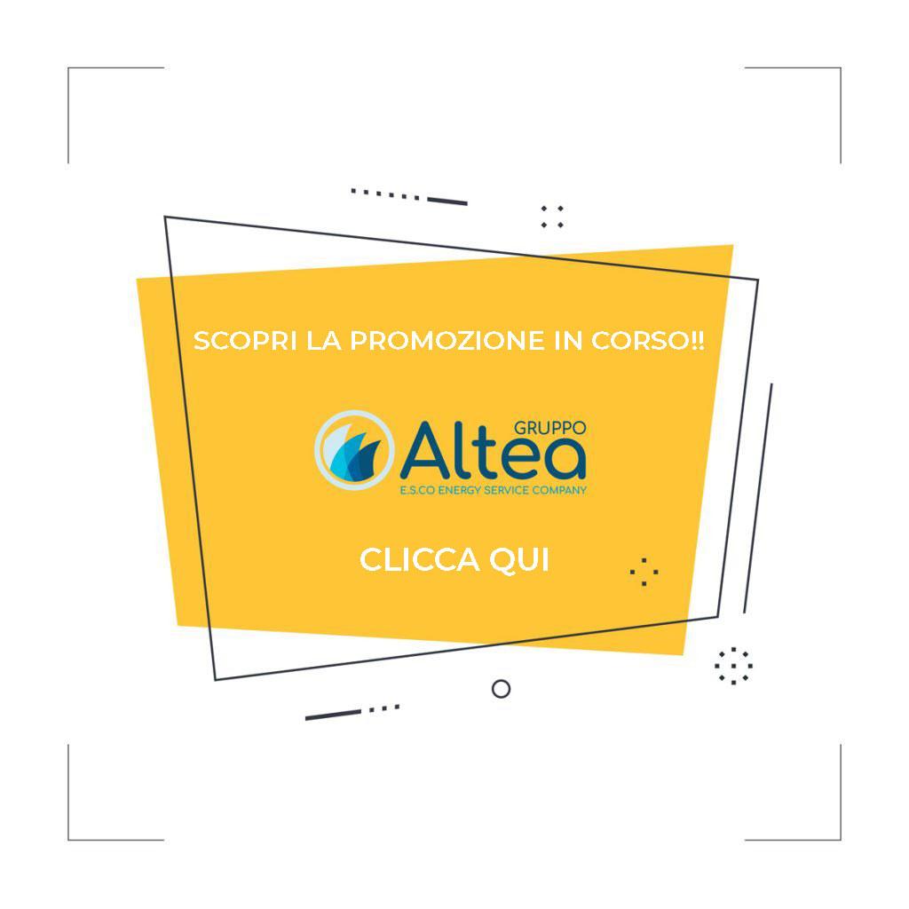 promozione in corso pagina servizi Gruppo ALTEA