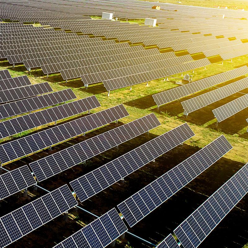 grossi impianti fotovoltaici
